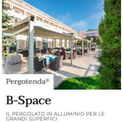 Pergotenda Corradi B Space